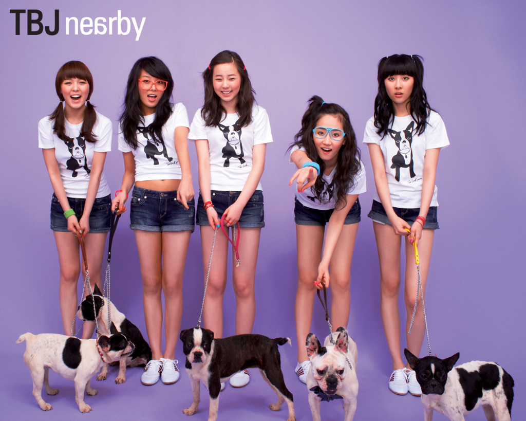 Wonder Girls Tbj 08 Summer Collection Photos 5P -7455