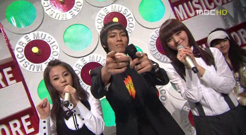 Sun Ye, So Hee, T.O.P as Music Core hosts no more