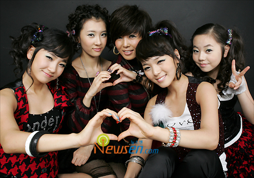 Wonder Girls in Thailand next