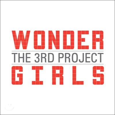 Wonder Girls The Third Project CD Single Album