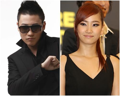 H-Eugene and Ye Eun