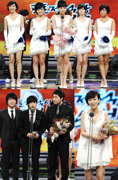 Wonder Girls, Epik High, Jang Yoon Jung