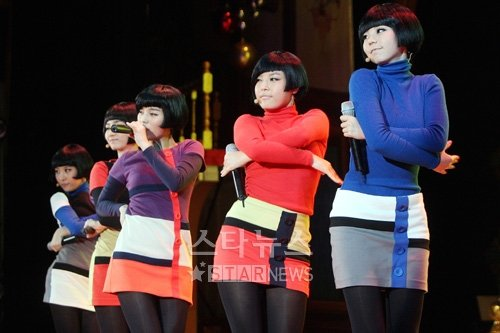 Wonder Girls To End Nobody Promotions At End of the Month