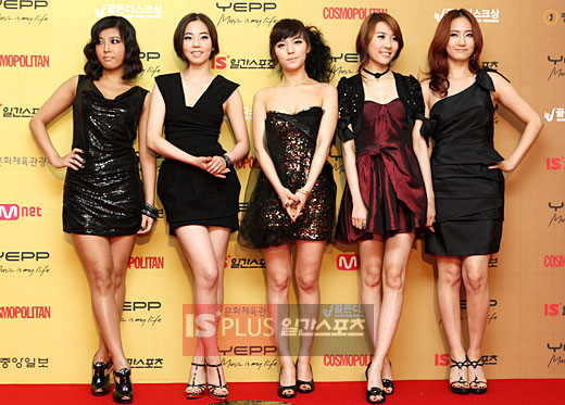 Wonder Girls Are Style Icon of 2008