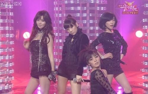 Korean Pussycat Dolls? Good try.