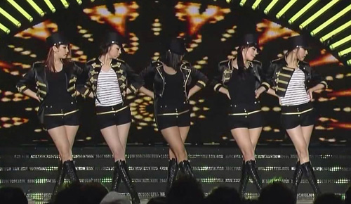 Wonder Girls @ 2008 SBS Gayo Daejun