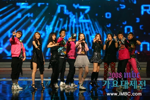 Wonder Girls and Big Bang Still Awesome As Always